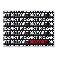 Mozart Posta Kartı