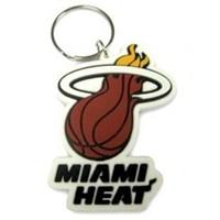 Miami Heat Logo Anahtarlık