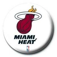 Rozet - NBA Miami Heat Logo