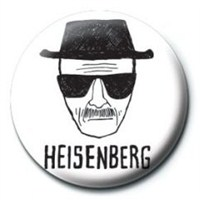 Rozet - Breaking Bad - Heisenberg Paper