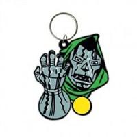 Dr Doom - Face Anahtarlık