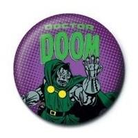 Rozet - Marvel Doctor Doom