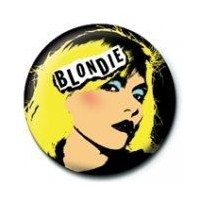 Rozet - Blondie Punk