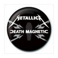 Rozet - Metallica - Death Magnetic