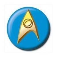 Rozet - Star Trek - Insignia - Blue
