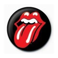 Rozet - Rolling Stones - Lips