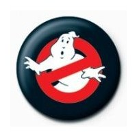 Rozet - Ghostbusters Logo