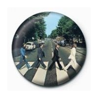 Rozet - The Beatles - Abbey Road
