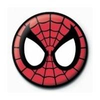 Rozet - Marvel Spiderman Eyes
