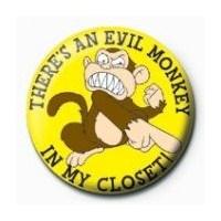 Rozet - Family Guy - Evil Monkey