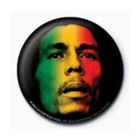 Rozet - Bob Marley - Face
