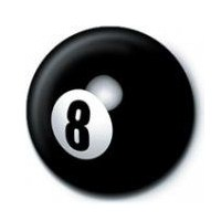 Rozet - 8 ball