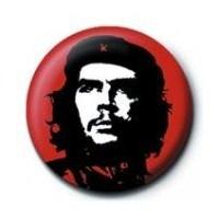 Rozet - Che Guevara Red