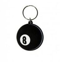 8 Ball Anahtarlık
