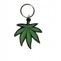 Cannabis Leaf Anahtarlık