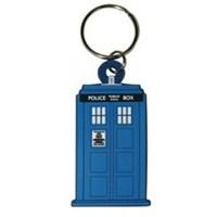 Doctor Who Tardis Anahtarlık