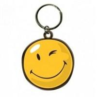 Smiley Wink Anahtarlık