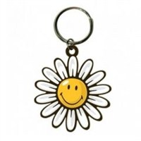 Smiley Daisy Anahtarlık