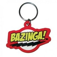 The Big Bang Theory Bazinga Anahtarlık