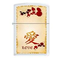 Zippo Ci007894 Mdesign 55-Japanese Love Çakmak