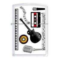 Zippo Ci013133 Music Elements Çakmak