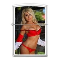 Zippo Ci013962 Baseball Girl Çakmak