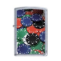Zippo Poker Chips Galore Çakmak