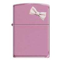 Zippo Bulus-Pink Bow Tie Çakmak