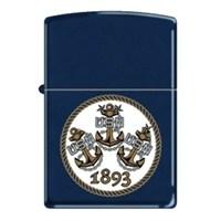 Zippo Ci011969 Three Navy Anchors Çakmak