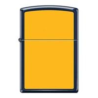 Zippo Ci017682 Yellow On Navy Çakmak