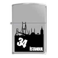 Zippo Mdesign 55-istanbul 34 Çakmak
