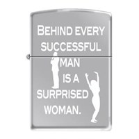 Zippo Every Successful Man Çakmak