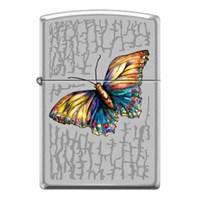 Zippo Ci016575 Watercolor Butterfly Çakmak