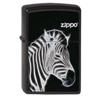 Zippo Fractal Zebra Çakmak