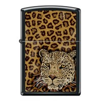 Zippo Leopard Faces Çakmak