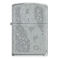 Zippo Flower Framed Zippo 2 Çakmak