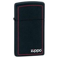Zippo 1618Zb Slm Black/Z-Brdr Çakmak