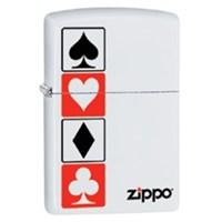 Zippo 214 Zippo Card Suits Çakmak