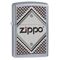 Zippo 207 Zippo Red And Chrome Çakmak
