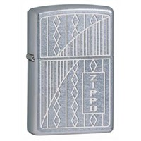 Zippo 207 Diamonds And Lines Çakmak