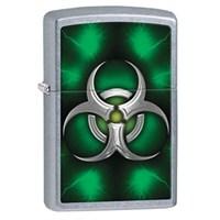 Zippo 207 Biohazard Green Çakmak