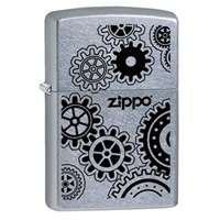 Zippo 207 Cog Wheels Çakmak