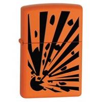 Zippo 231 Orange Explosion Çakmak