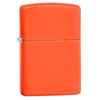 Zippo Reg Neon Orange Lighter Çakmak
