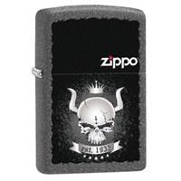 Zippo 211 Skull Crown Çakmak