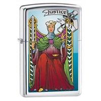 Zippo 250 Tarot Justice Çakmak