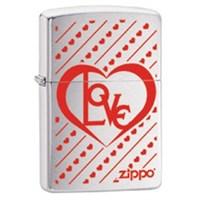 Zippo 200 Zippo Love Çakmak