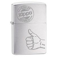 Zippo 200 Zippo Quality Assured Çakmak