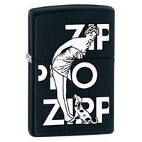 Zippo 218 Zippo Woman Towel Çakmak