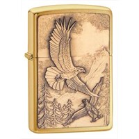 Zippo 204B Where Eagles Dare Çakmak
